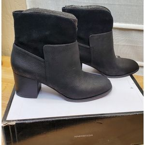NINE WEST  Nine West Dale Pull On Ankle Boots